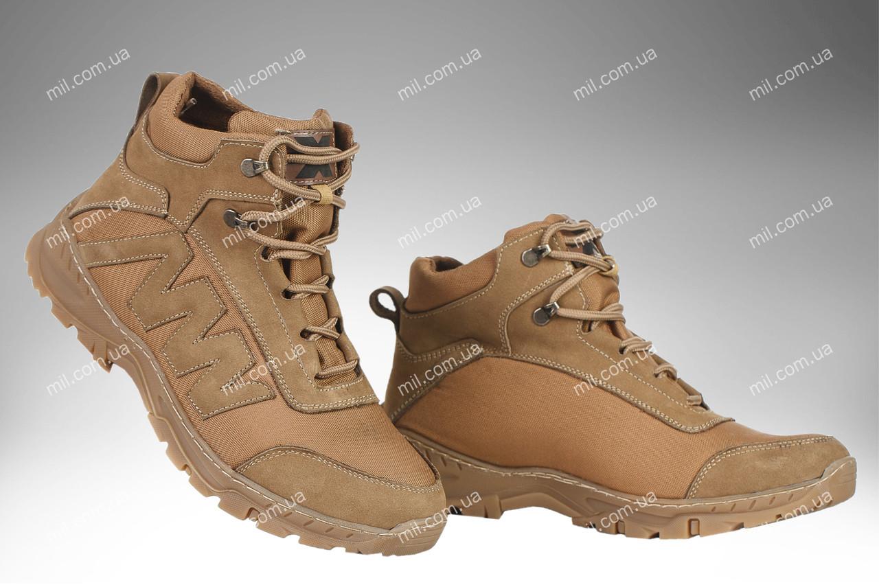 Військові черевики / демісезонна тактична взуття Comanche Gen.II (coyote)