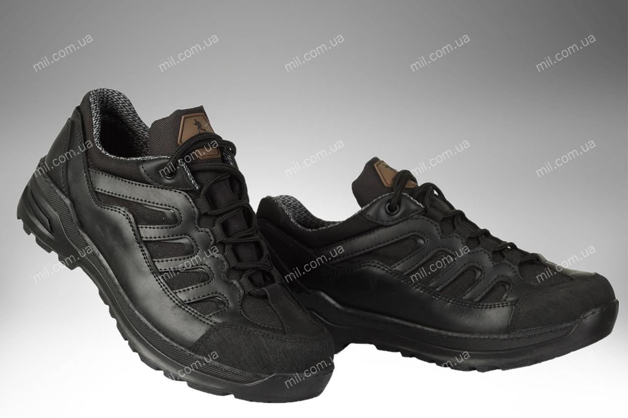 Кросівки тактичні всесезонні / військова, армійське взуття DIVISION LOW (black)