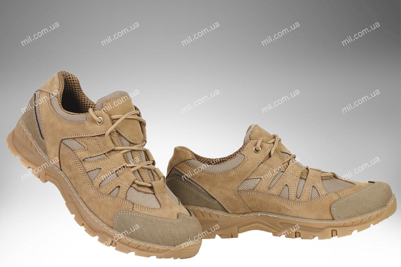 Тактические кроссовки / военная летняя обувь, армейская спецобувь VALKIRIE (tan)