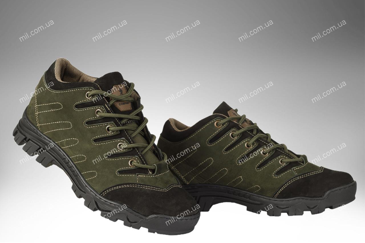 Тактические кроссовки / демисезонная военная обувь VARAN (olive)