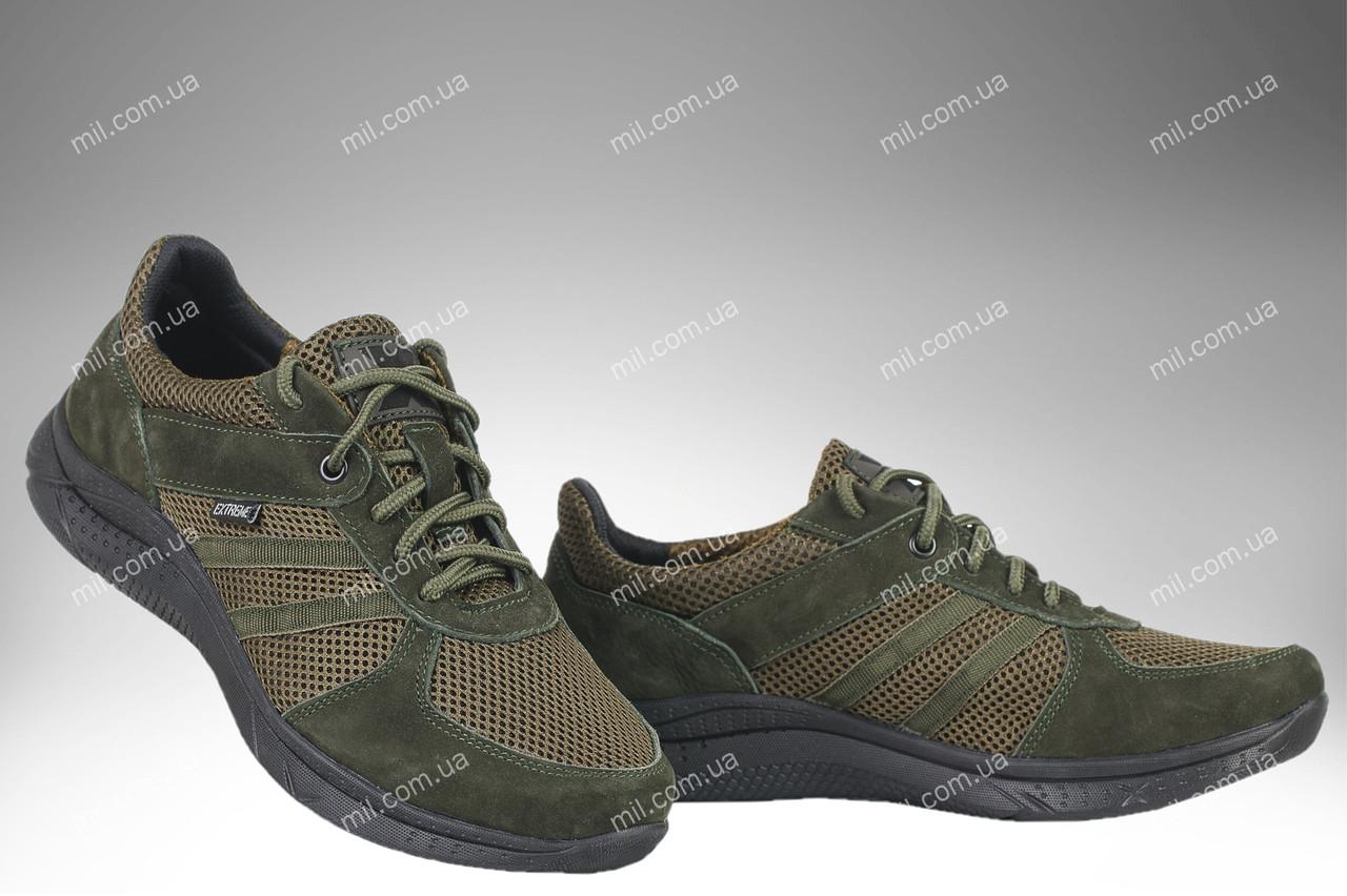 Летние облегченные кроссовки / военная спецобувь FANTOM (olive)