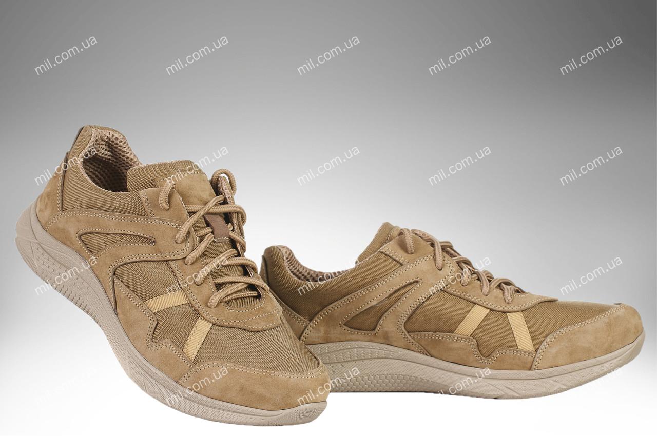 Кросівки тактичні демісезонні / армійська, військова взуття APACHE (coyote)