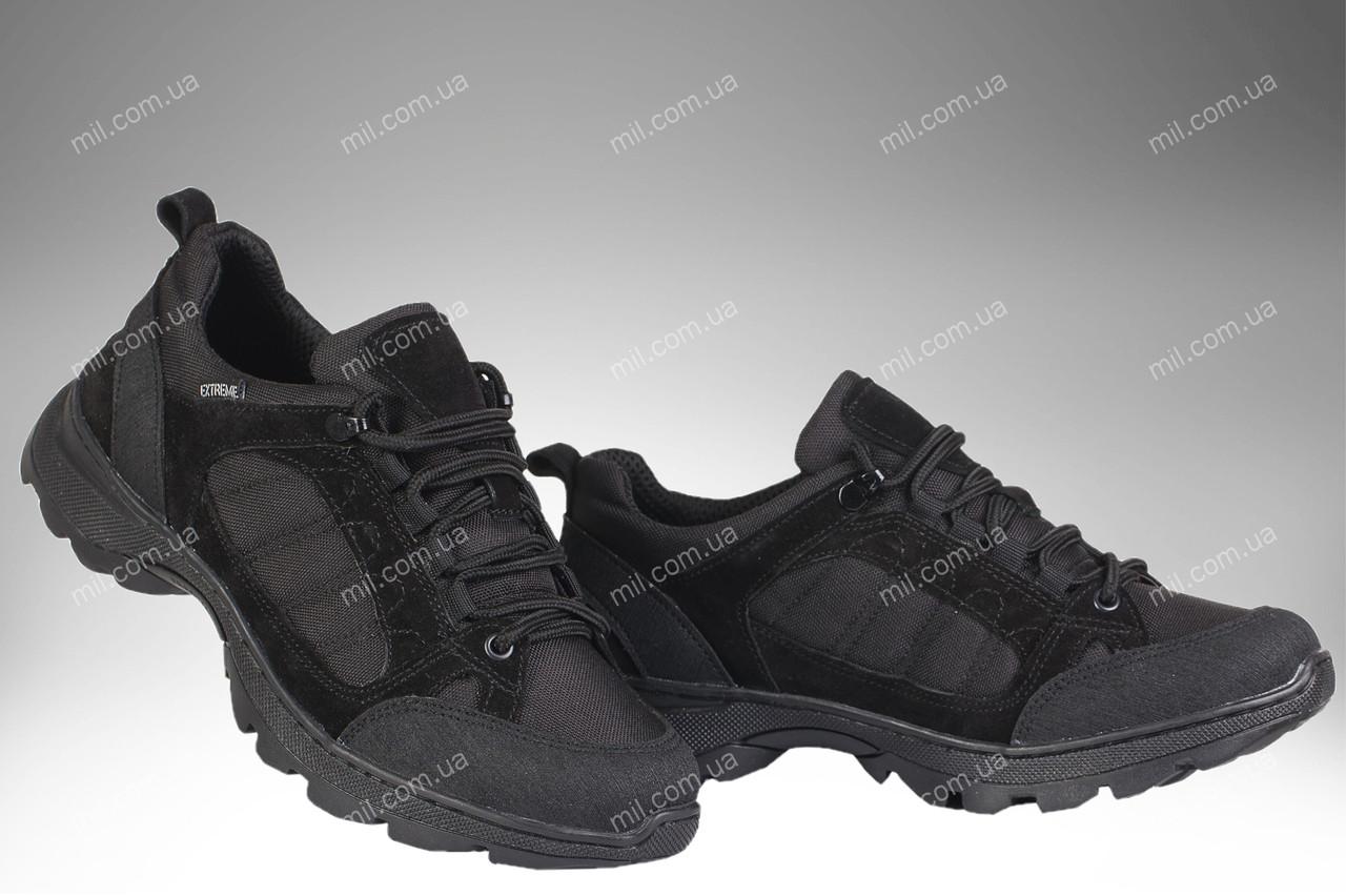 Кроссовки тактические / демисезонная военная спец обувь VENDETA (black)