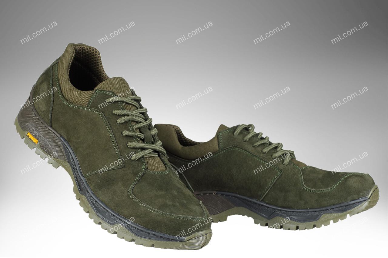 Військові кросівки / демісезонна тактична взуття PATROL Elite (olive)