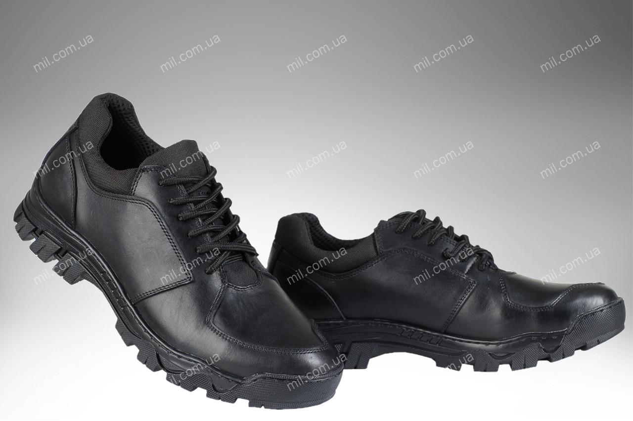 Військові кросівки / демісезонна тактична взуття PATROL Elite (black)