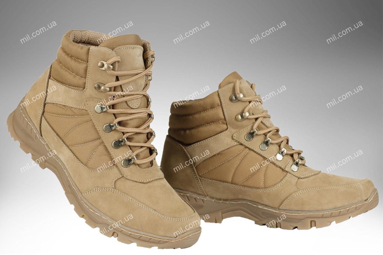 Военные демисезонные ботинки / тактическая, армейская спец обувь CYCLON Gen.2 (tan)