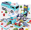 Игрушечная машина трансформер,паркинг (5120)