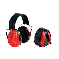 Стрілецькі навушники-1 (ЗМ) H515FB-516-RD, червоні