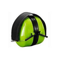 Навушники (ЗМ) H520F-460-GB Оптим-2, складані, HI-VIZ