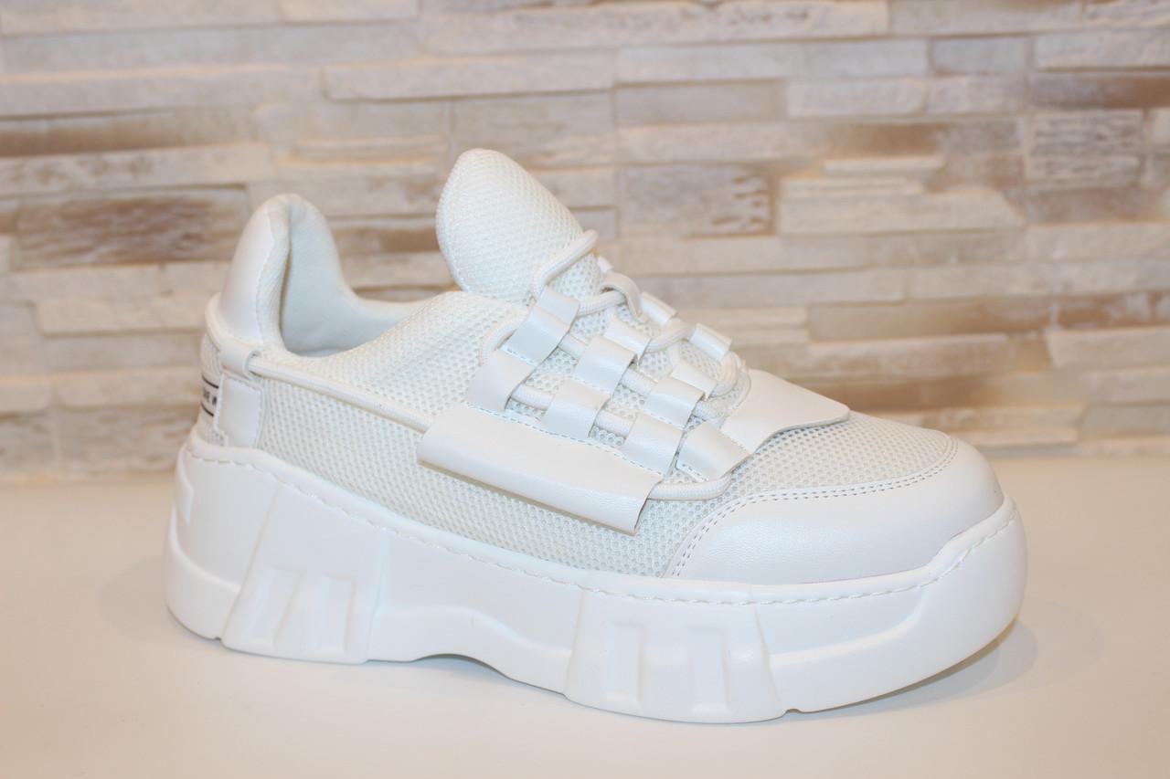Кросівки жіночі білі Т1274