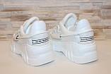 Кросівки жіночі білі Т1274, фото 4
