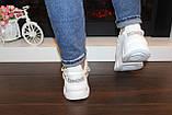 Кросівки жіночі білі Т1274, фото 5