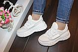 Кросівки жіночі білі Т1274, фото 6