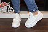 Кросівки жіночі білі Т1274, фото 7