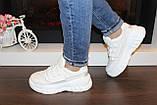 Кросівки жіночі білі Т1274, фото 8