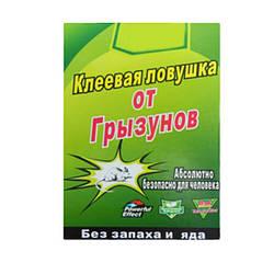 Клейова пастка від гризунів 24 см