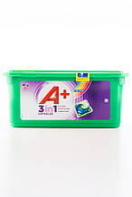 Ariel капсула для прання 3в1 A+ Color