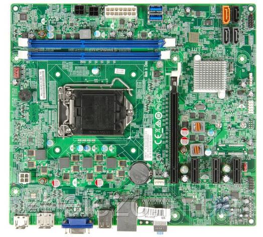 Материнська плата ECS H81H3-EM2 Socket 1150 + Intel Pentium G3250 3.2 GHz (3MB, Haswell, 53W, S1150) Tray, фото 2