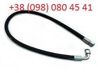 Рукав высокого давления гайка 24 Стандарт (1SN) 0.8 метр угол 90 РУ241-08