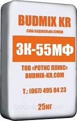Клей BUDMIX KR ЗК-55МФ армированный микроволокнами для приклейки и защиты пенополистерола аналог Церезит СТ85