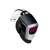 Сварочная маска ProTop с защитной каской без ФАЗ, с боковыми окошками