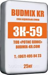 Клей BUDMIX KR ЗК-59 (25кг) для минеральной ваты (теплоизоляции) аналог Церезит СТ 190