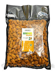 Мигдаль Пікантний зі спеціями, 500 р. Almonds Cajun
