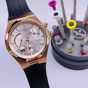 Часы Вашерон Константин (реплика) Дуал Тайм Оверсис Люкс копия