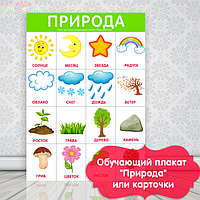 Навчальні Плакати Для Дітей
