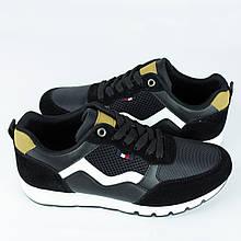 Кросівки LaVento 115156 Чорні 40 (716599)
