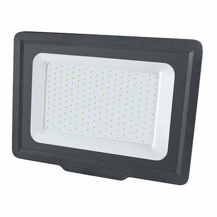 Світлодіодний прожектор BIOM 200W S5-SMD-200-Slim 6500К 220V IP65, фото 2