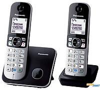 Телефон беспроводной Panasonic KX-TG6812UAB