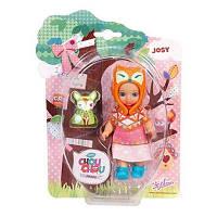 Кукла Zapf Mini Chou Chou Лисички Джози 12 см с аксессуарами (920367)