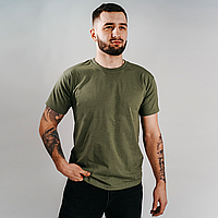 Мужская футболка класическая 100% хлопок 0610360