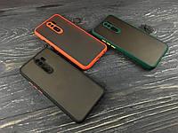 TPU чехол MATT для Xiaomi Redmi 9