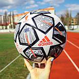 Футбольний м'яч Adidas Finale 21 20th Anniversary UCL League, фото 2