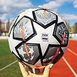 Футбольний м'яч Adidas Finale 21 20th Anniversary UCL League, фото 4