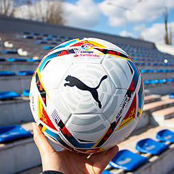 Футбольний м'яч Puma LaLiga Pro 01