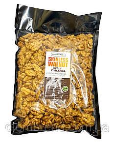 Волоський горіх карамелізований зі спеціями, 500 р. Skinless Walnut Spicy Caramel