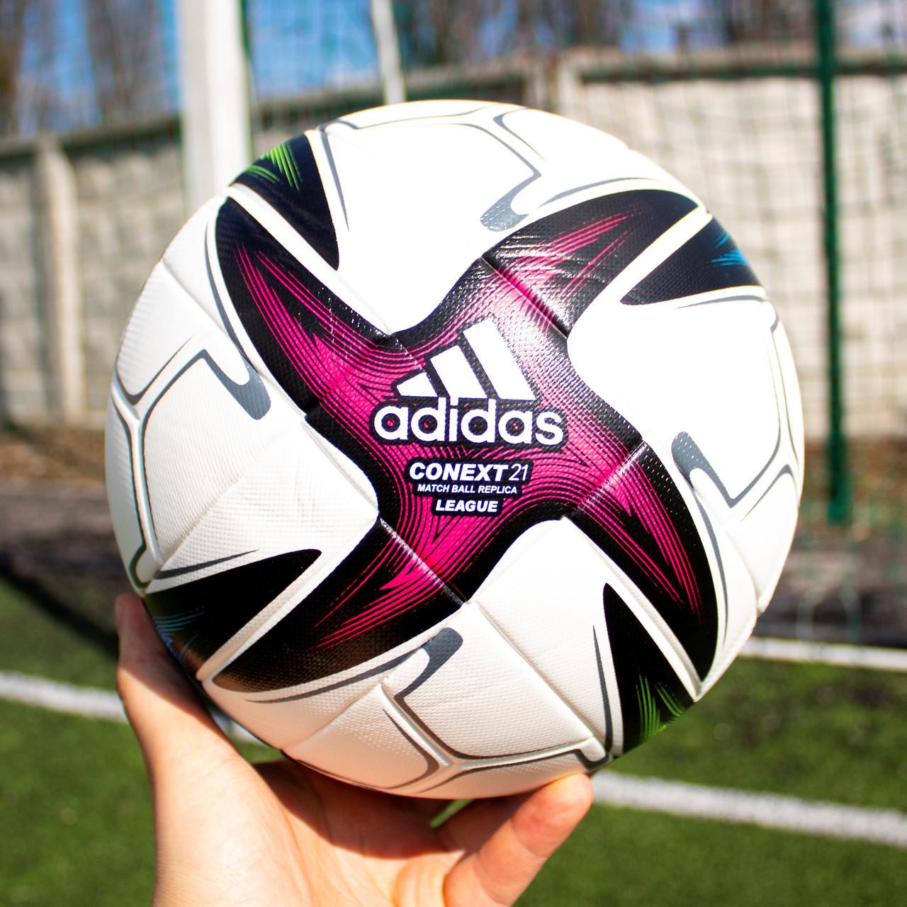 Футбольный мяч Adidas CONEXT 21 PRO OMB
