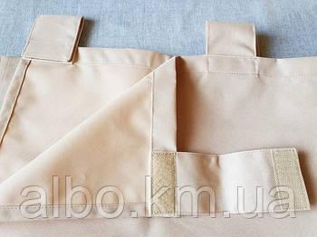 Услуга: пошив на петли с липучкой