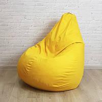 Бескаркасное кресло груша 90х130 см