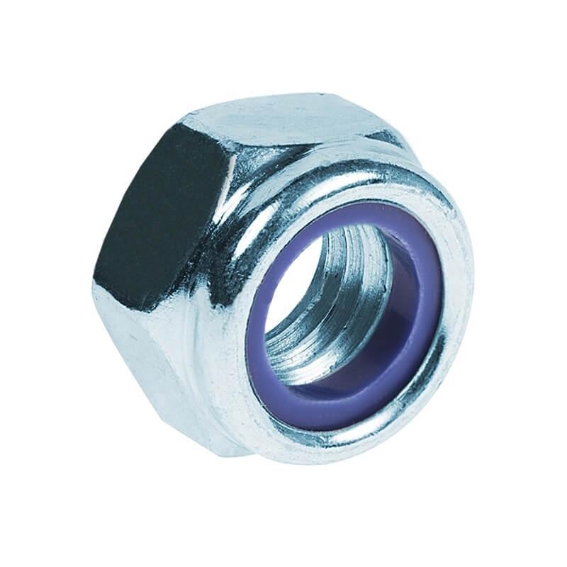 Контргайка DIN 985 М10 (200 шт/уп)