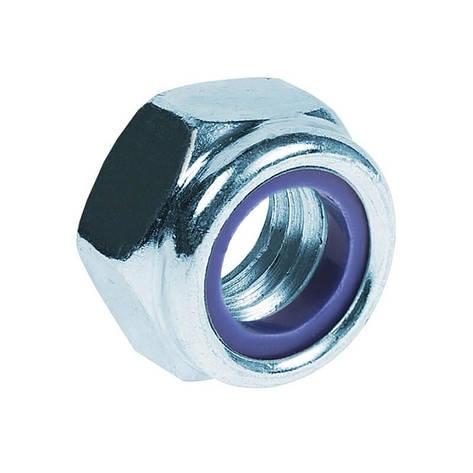 Контргайка DIN 985 М10 (200 шт/уп), фото 2
