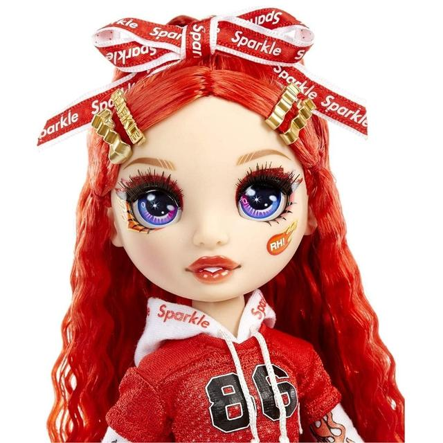 Rainbow High Cheer Ruby Anderson