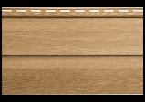 Сайдинг вініловий Каштан Карелія Karelia Альта-Профіль, фото 2