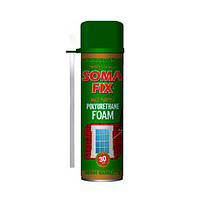 Пена монтажная SOMA FIX (ручная, всесезонная, 500мл)
