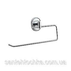 Держатель для туалетной бумаги Lidz (CRM) 114.03.04