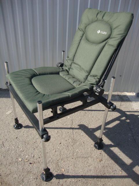 Крісло фідерне коропове М-Elektrostatyk F3 CUZO