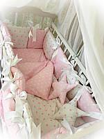 Дитячий постільний набір для ліжок